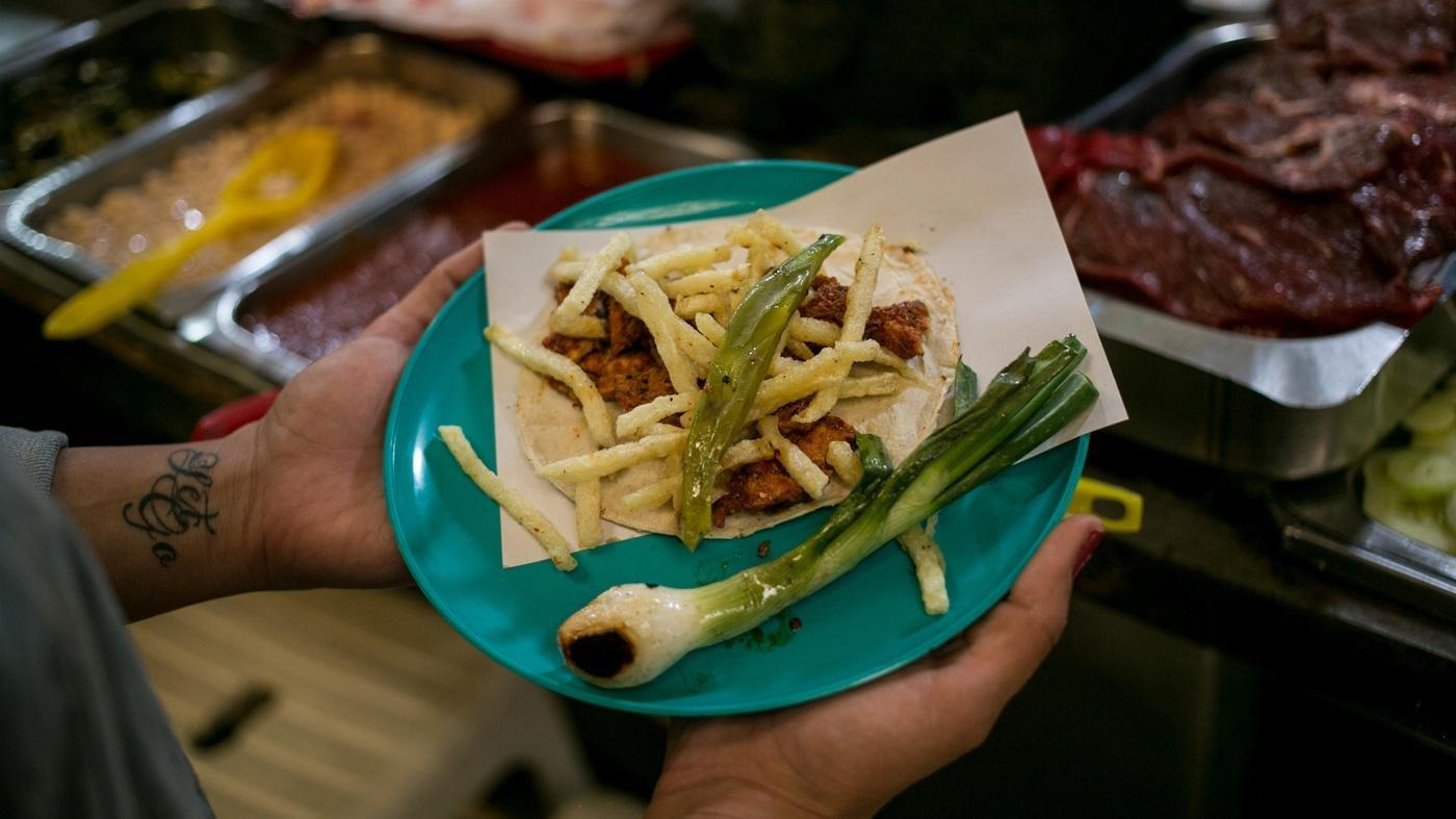Diabetes Epidemic In Mexico Is Fueled By Deep-fried Tamales And Many Gallons Of Soda : Npr