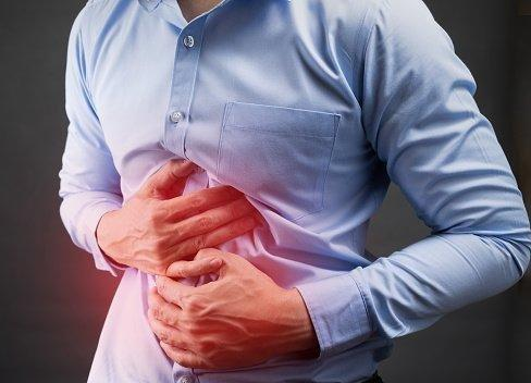 Diabetes Abdominal Pain Right Side