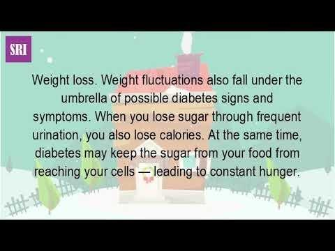 Is Weight Loss A Sign Of Diabetes?