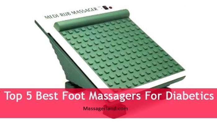 Diabetic Foot Massage Machine