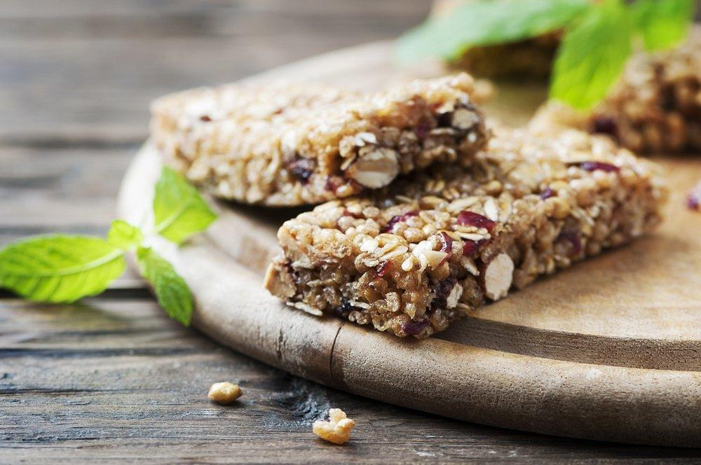Granola Bars - Diabetes Self-management