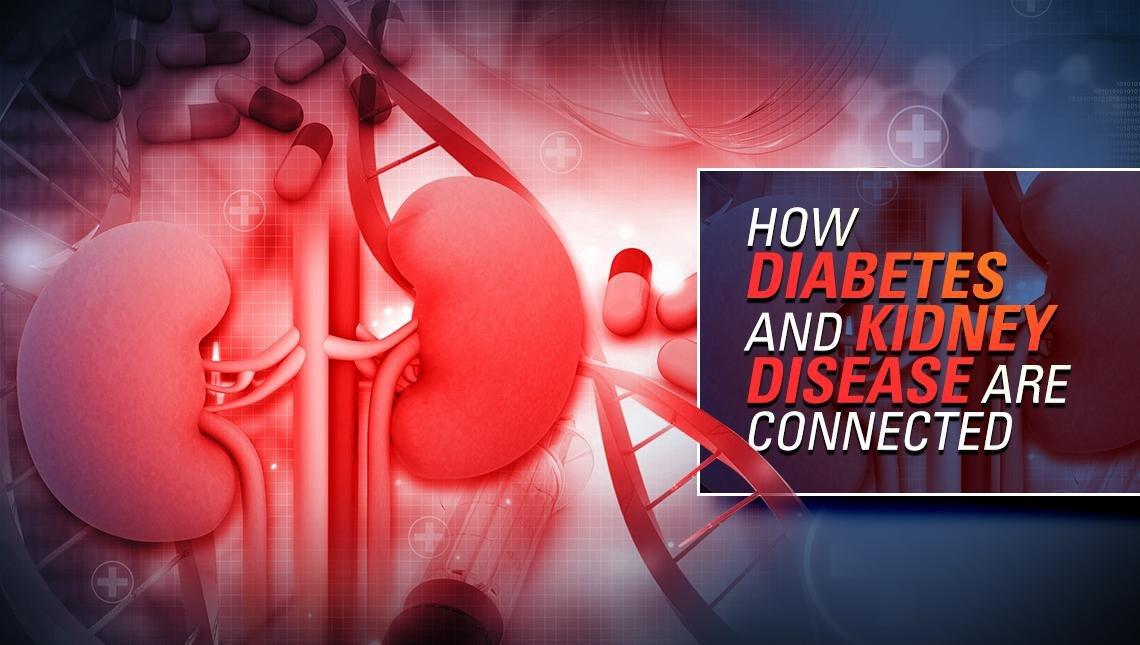 How Are Diabetes Andkidney Disease Related?