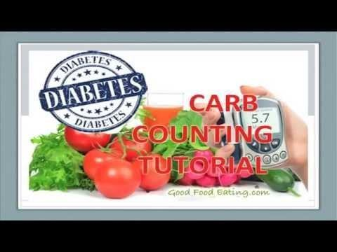 Counting Carbs For Insulin