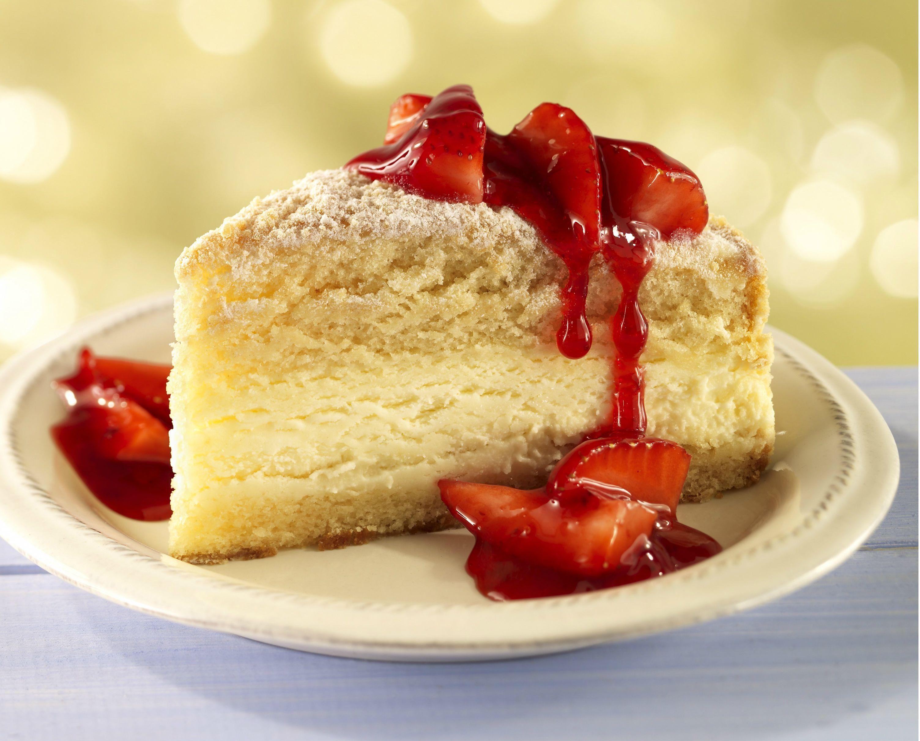 Sugar-free Lemon Cake Recipe