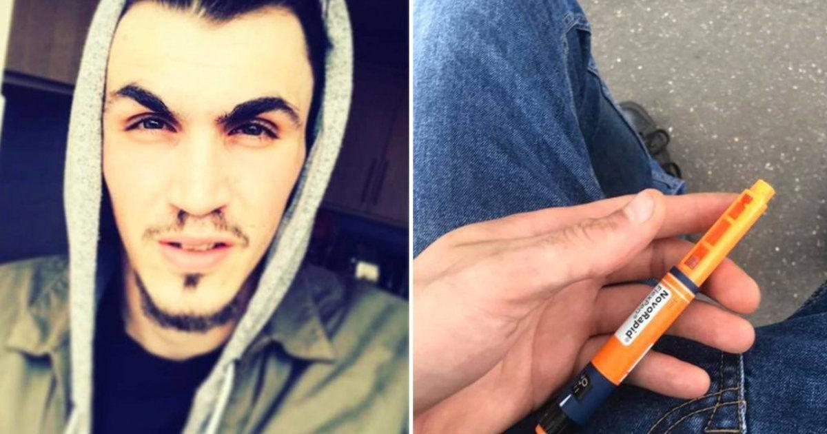 Man Accused Of Injecting Illegal Drugs At Bus Stop Wants To Raise Greater Awareness Of Diabetes