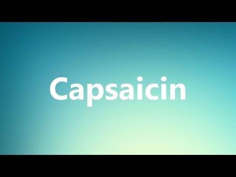 Capsaicin - Diabetes Self-management