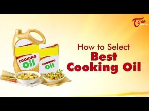 What Kind Of Cooking Oil Is Best For Diabetes?