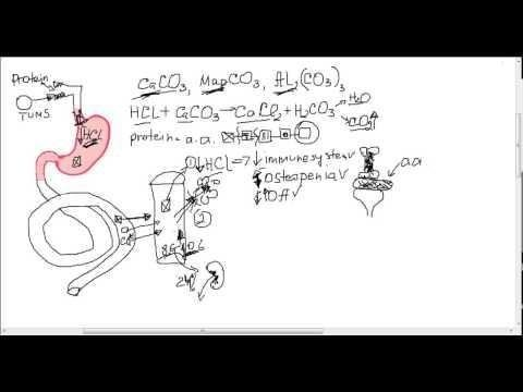 Metformin And Antacids?