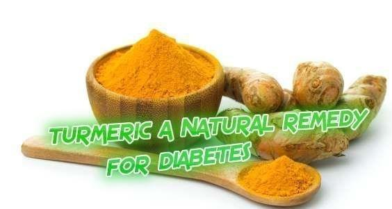 Turmeric For Diabetes Control