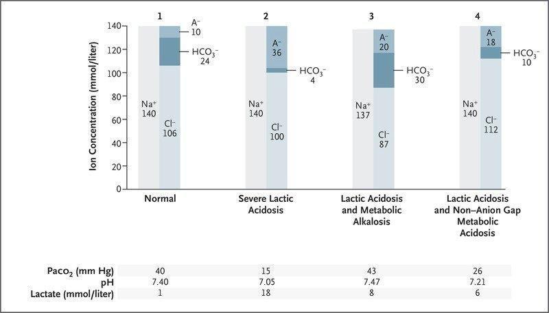 Lactic Acidosis | Nejm