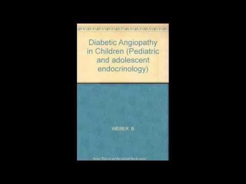 Diabetic Angiopathy Treatment And Symptoms
