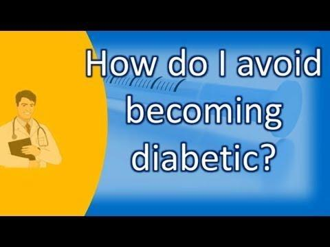 How To Keep Prediabetes From Becoming Diabetes