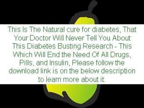 Diabetes Insipidus Natural Treatment