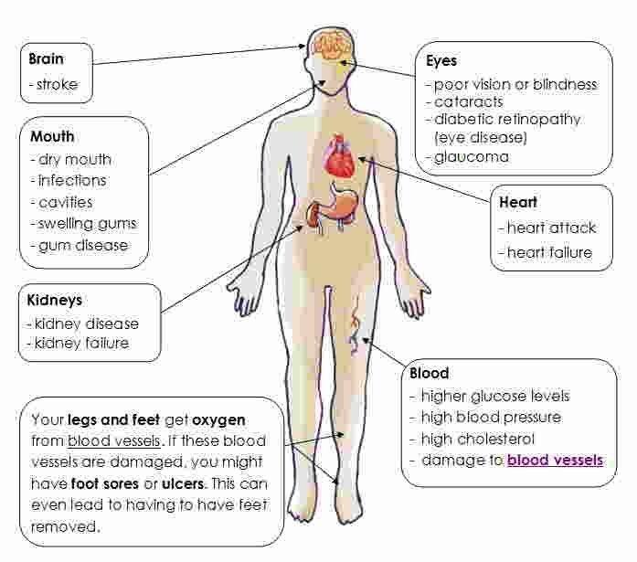 Difference Between Diabetes Mellitus And Diabetes Insipidus