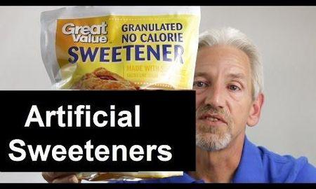Artificial Sweeteners Raise Blood Sugar