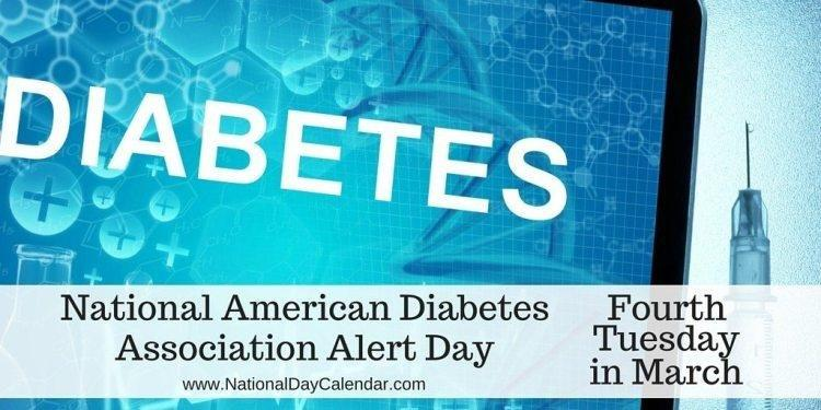 What Day Is National Diabetes Awareness Day?