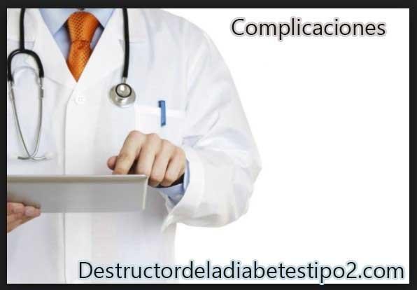 Debes Conocer Estas 7 Complicaciones En Diabeticos Tipo 2