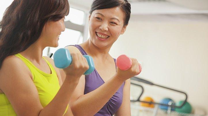 Strength Training: A Great Tool For Diabetes Management