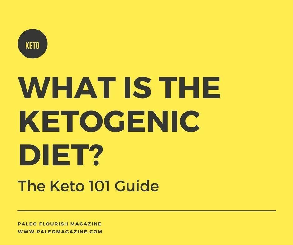 What Is The Ketogenic Diet? – Your Keto 101 Guide
