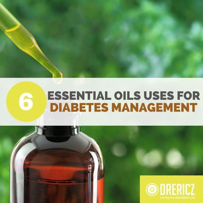 Essential Oils For Diabetes: 6 Ways For Better Management