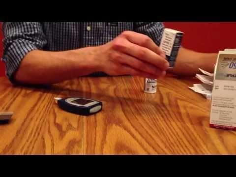 Multi Patient Use Glucose Meter
