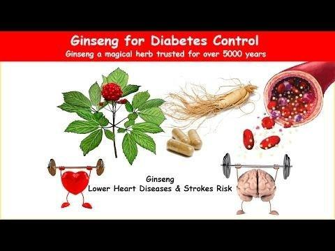Ginseng Tea Diabetes