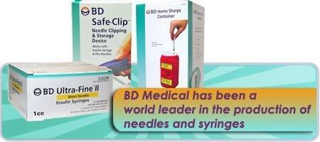 Bd Insulin Syringes & Pen Needles