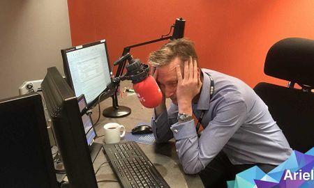 'My on-air diabetes nightmare'