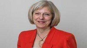 Theresa May Diabetes Monitor