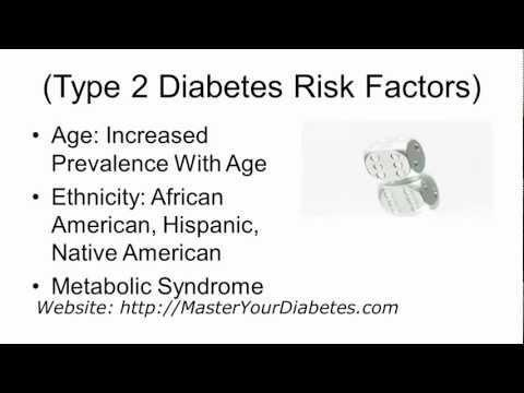 What Is The Leading Cause Of Type 2 Diabetes Quizlet