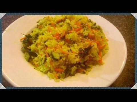 Wild Brown Rice Pilaf