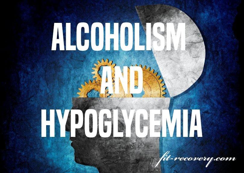 Hypoglycemia Drunk