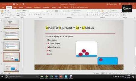 Diabetes Insipidus Nclex Questions Quizlet