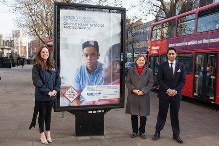 Diabetes Uk Campaign Targets People At Risk Of Type 2 Diabetes Across Ealing