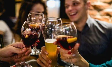 Drinking a few times a week linked to lower diabetes risk