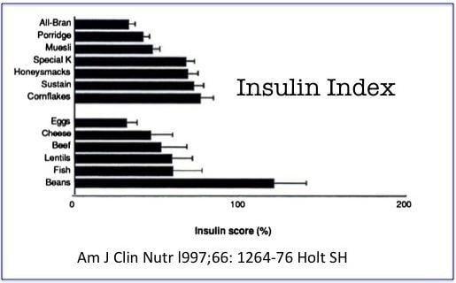 Insulin Index – Hormonal Obesity Xxiii