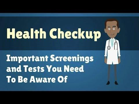Tests And Screenings