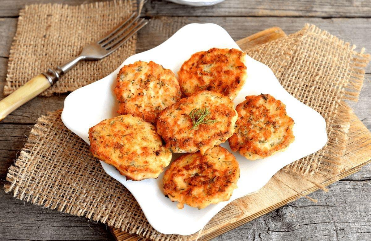 Diabetic Salmon Cakes Recipe