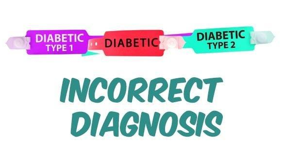 Misdiagnosed Diabetes