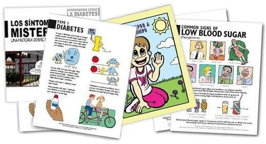 Free Diabetes Information Booklet