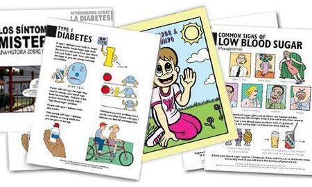 Free Diabetes Information Booklet