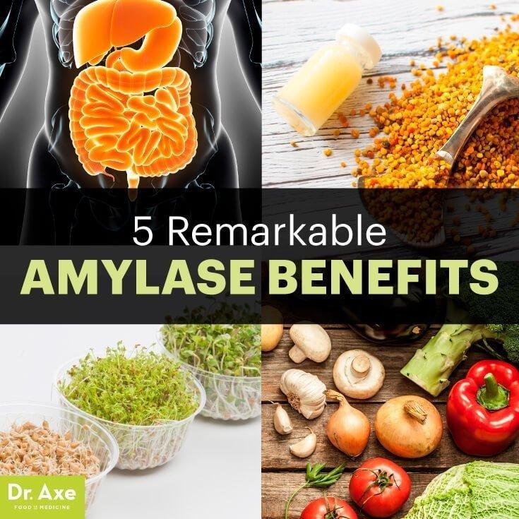 Amylase: The Anti-diabetes Digestive Enzyme That Boosts Energy