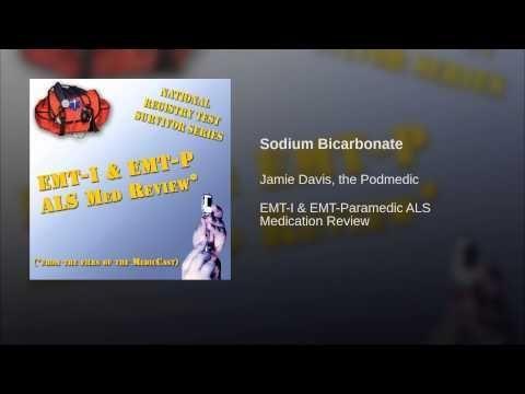 8.4 Sodium Bicarbonate Intracellular Acidosis