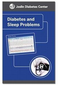 Insomnia And Type 1 Diabetes