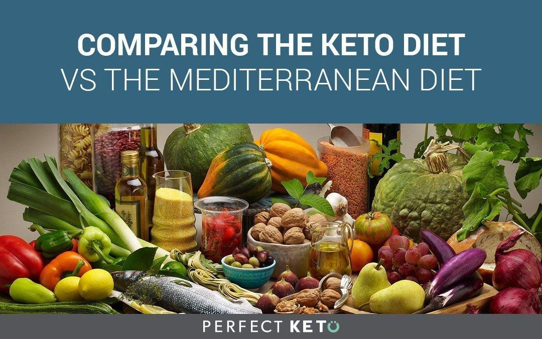 Comparing The Keto Diet Vs The Mediterranean Diet