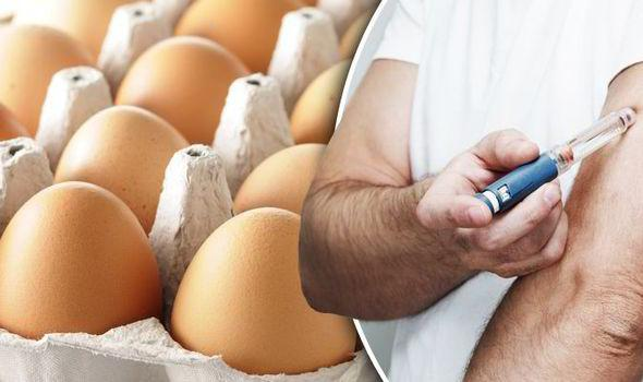 Eat EGGS to beat diabetes: Four a week can slash risk by 40 per cent