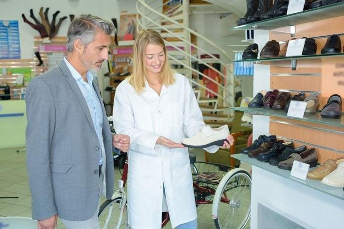 What Is The Difference Between Diabetic Shoes And Regular Shoes