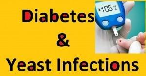 Diabetes And Yeast Infections On Skin