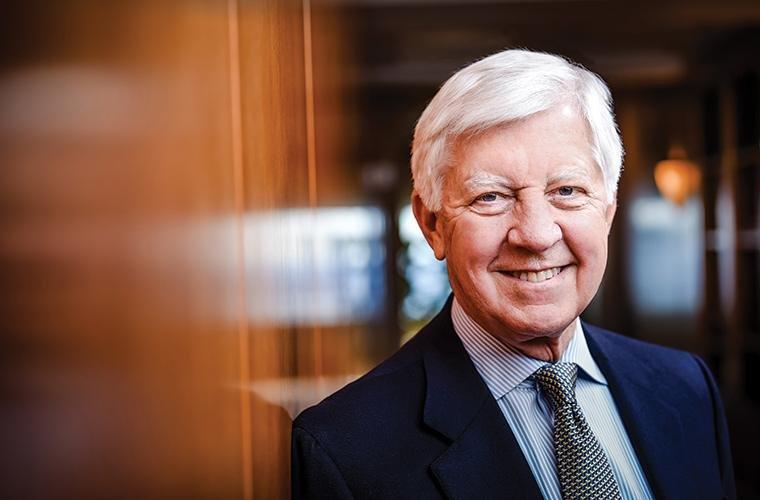 Twin Cities Business - Bill George - He Transformed Medtronic From A Midsize Heart-device Maker Into One Of The Worlds Largest Med-tech Corporations.