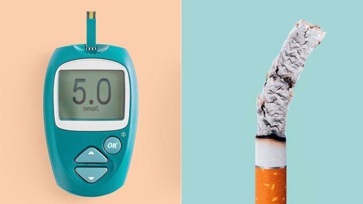 Smoking Plus Diabetes A Very Deadly Mix